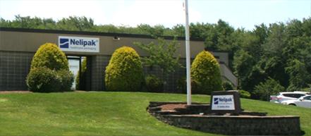 Nelipak facility in Cranston, Rhode Island, USA