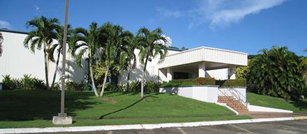 Nelipak facility in Humacao, Puerto Rico