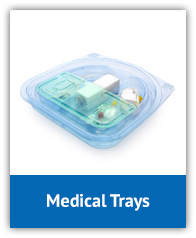 Medical Trays and Blisters